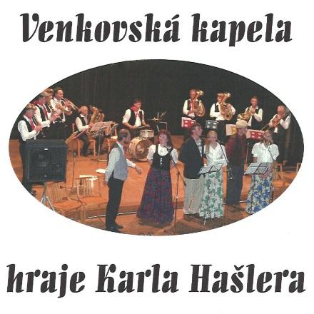 Venkovská kapela hraje Karla Hašlera