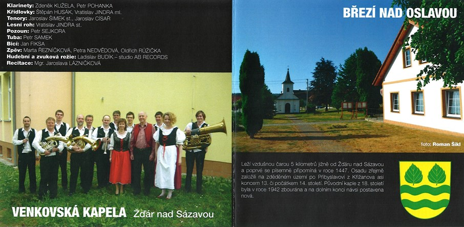 Venkovská kapela 2015